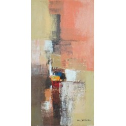 Mini peinture-feel orange-25x50-Dex kusuma
