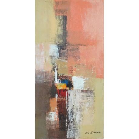Mini peinture-feel orange-25x50-Dex kusuma