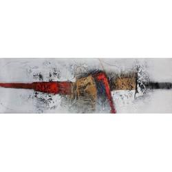 Tableau mural décoratif horizontal 120x40 cm