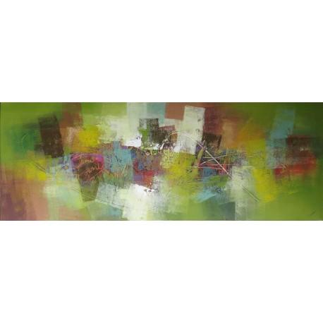 Tableau Peinture Horizontal Vert Olive D Co Cuisine