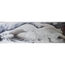 TABLEAU FEMME- 150x50-Budi