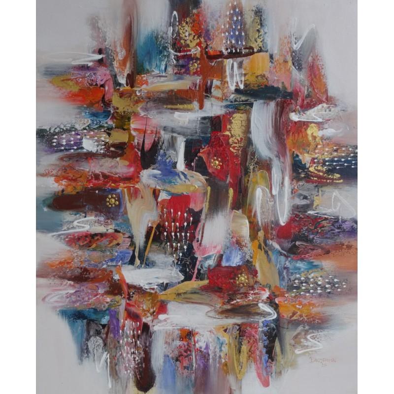 Tableau Abstrait 80x100 Darsana