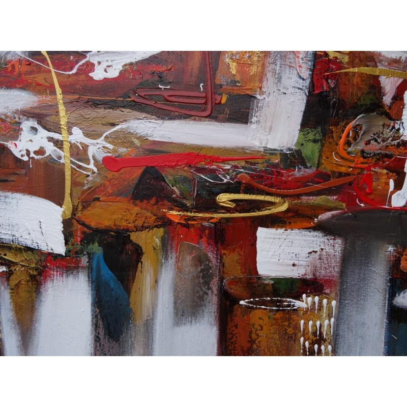 131 tableau contemporain grand format peinture abstraite for Miroir 200x80